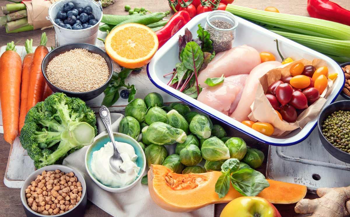 alimenti dietetici mediterranei che lo compongono