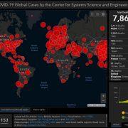 CoronaVirus: Mappa Interattiva in Tempo Reale dei Casi Confermati e dei Morti legati al COVID-19