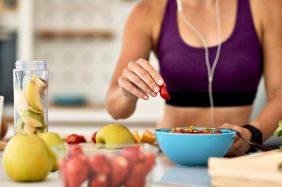 Come integrare le carenze: dieta vegetariana per lo sportivo